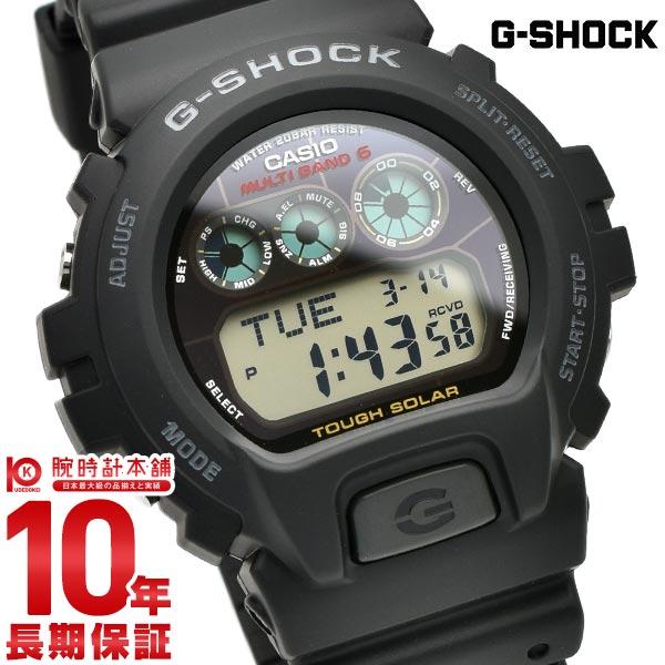 【店内最大37倍!28日23:59まで】【カシオ Gショック G-SHOCK STANDARD タフソーラー 電波時計 MULTIBAND6 GW-6900-1JF [正規品] メンズ 腕時計 時計(予約受付中)