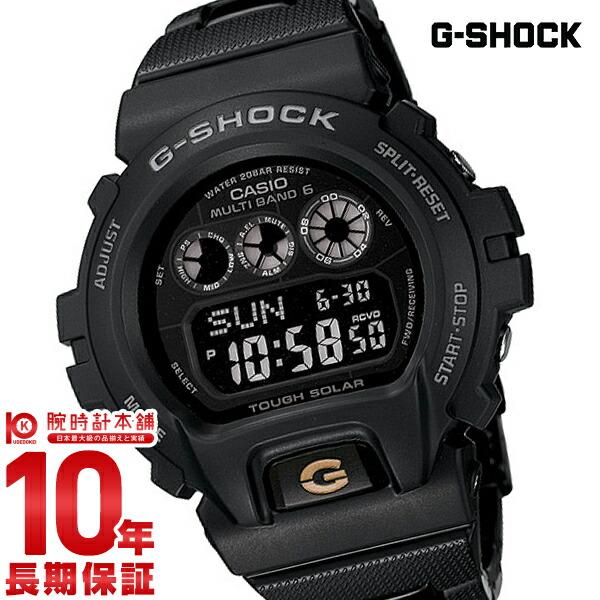 カシオ Gショック G-SHOCK STANDARD タフソーラー 電波時計 MULTIBAND6 GW-6900BC-1JF [正規品] メンズ 腕時計 時計(予約受付中)