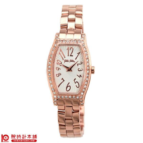 【店内最大37倍!28日23:59まで】フォリフォリ FolliFollie WF8B026BPS [海外輸入品] レディース 腕時計 時計
