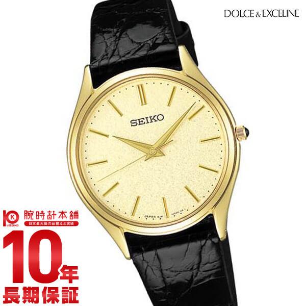 セイコー ドルチェ&エクセリーヌ DOLCE&EXCELINE SACM150 [正規品] メンズ 腕時計 時計【24回金利0%】