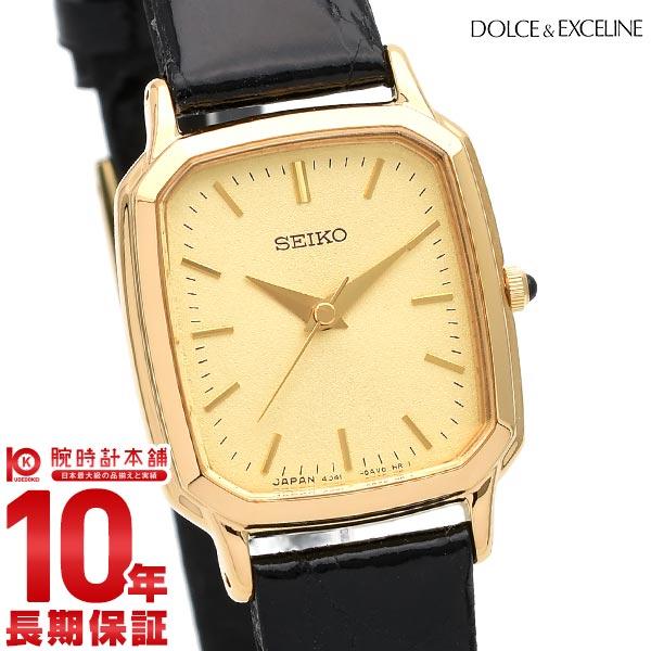 【店内最大37倍!28日23:59まで】セイコー ドルチェ&エクセリーヌ DOLCE&EXCELINE SWDL164 [正規品] レディース 腕時計 時計【24回金利0%】【あす楽】