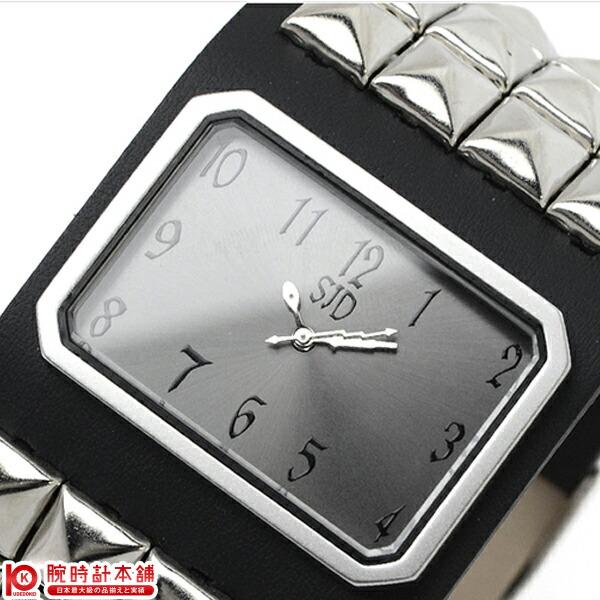 ソルジャ プロデュースSoulJa SID コラボ限定 collabo SID ボーイズサイズ C004BKS スタッズ 腕時計【あす楽】