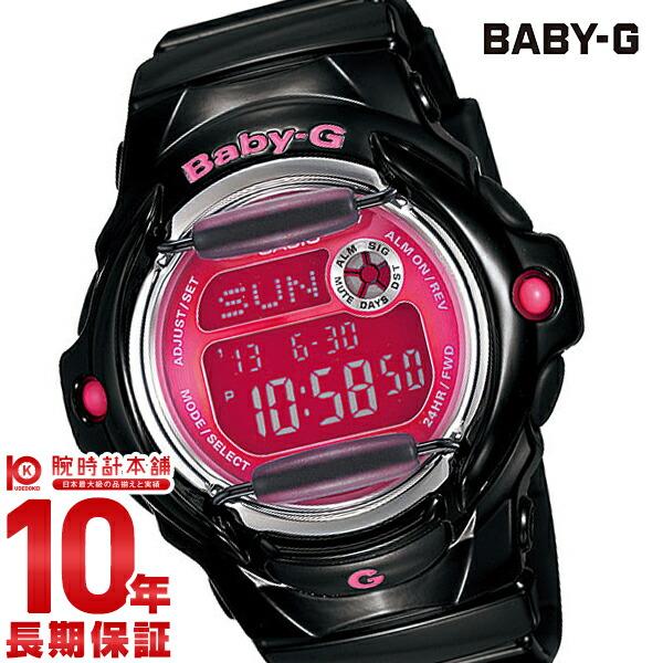 【カシオ ベビーG BABY-G カラーディスプレイシリーズ BG-169R-1BJF [正規品] レディース 腕時計 時計(予約受付中)