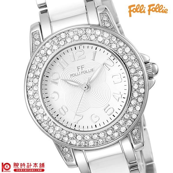 フォリフォリ FolliFollie WF9A020BPS [海外輸入品] レディース 腕時計 時計【あす楽】