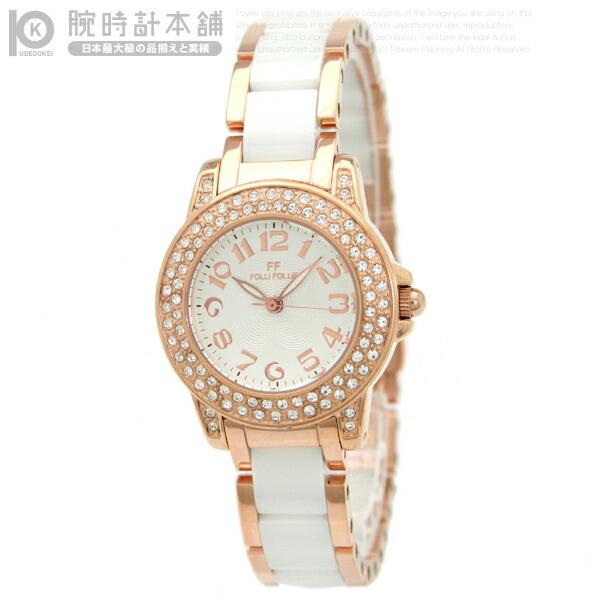 最大1200円割引クーポン対象店 フォリフォリ FolliFollie WF9B020BPS [海外輸入品] レディース 腕時計 時計