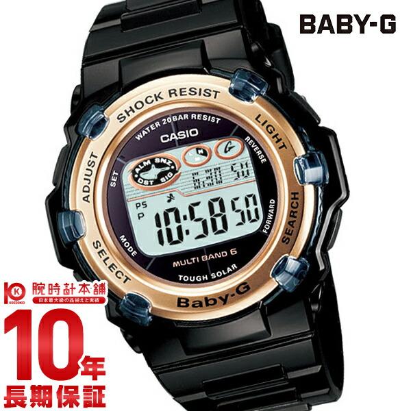 カシオ ベビーG BABY-G トリッパー ソーラー電波 MULTIBAND6 マルチバンド6 BGR-3003-1JF [正規品] レディース 腕時計 時計(予約受付中)