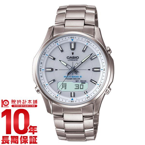 카시오리니에이지 LINEAGE 솔러 전파 LCW-M100TD-7 AJF [국내 정규품]맨즈 손목시계 시계