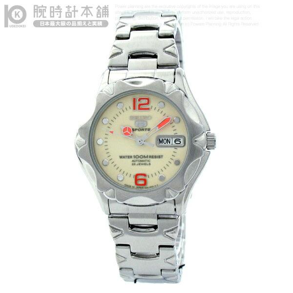 セイコー 逆輸入モデル SEIKO5 5スポーツ 100m防水 機械式(自動巻き) SNZ457J1 [海外輸入品] メンズ 腕時計 時計