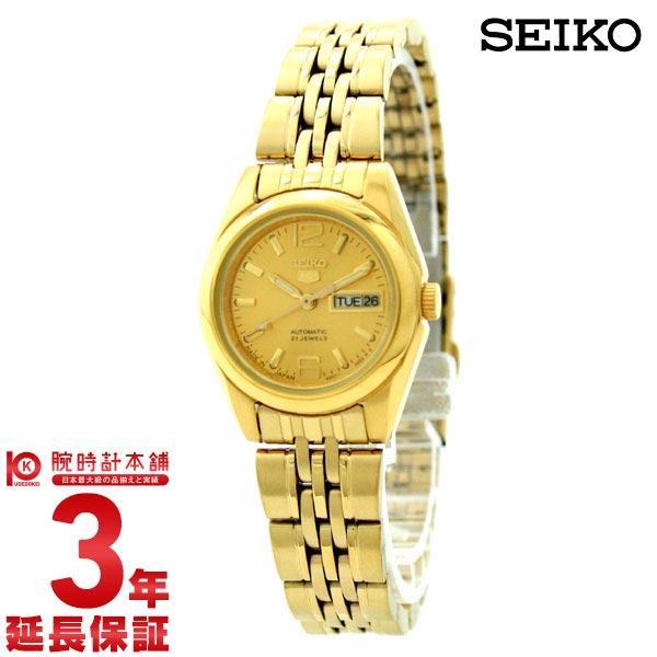 セイコー 逆輸入モデル SEIKO5 機械式(自動巻き) SYMA60J1 [海外輸入品] レディース 腕時計 時計