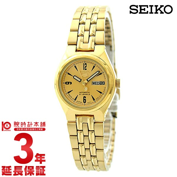 セイコー 逆輸入モデル SEIKO5 機械式(自動巻き) SYMA24J1 [海外輸入品] レディース 腕時計 時計