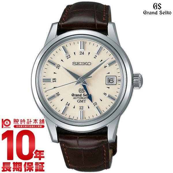 セイコー グランドセイコー GRANDSEIKO 9Sメカニカル 機械式(自動巻き) SBGM021 [正規品] メンズ 腕時計 時計