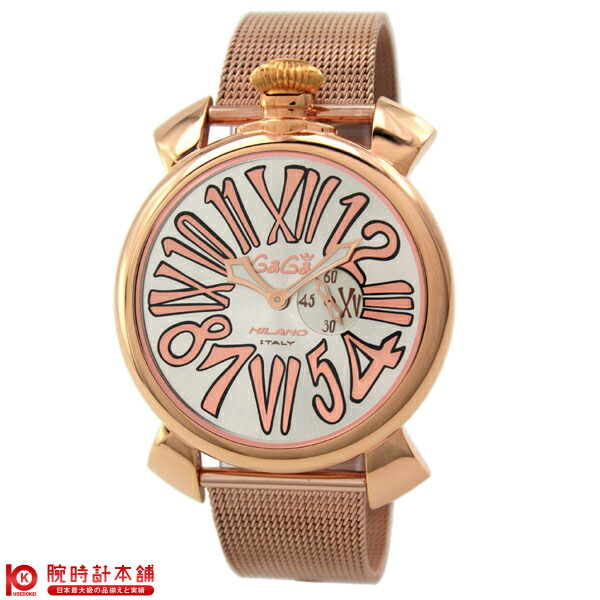 【ショッピングローン24回金利0%】ガガミラノ GaGaMILANO PLACCATO ORO 5081.2 [海外輸入品] メンズ 腕時計 時計