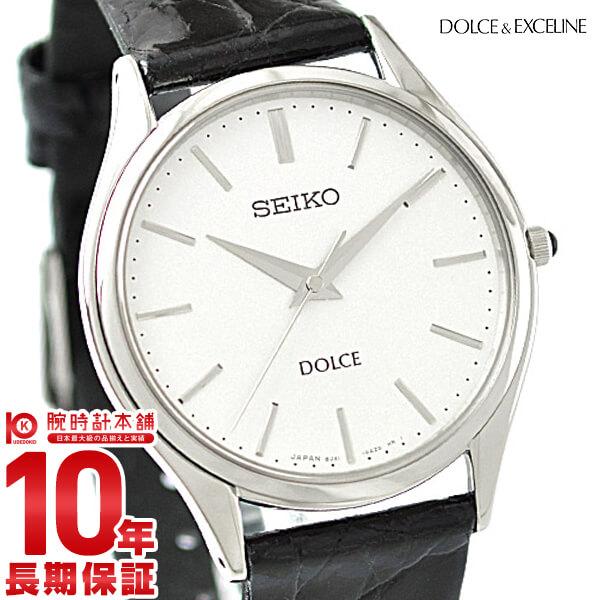 【店内ポイント最大43倍&最大2000円OFFクーポン!9日20時から】セイコー ドルチェ&エクセリーヌ DOLCE&EXCELINE SACM171 [正規品] メンズ 腕時計 時計【24回金利0%】【あす楽】