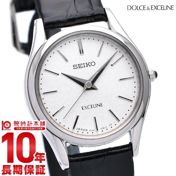 セイコー ドルチェ&エクセリーヌ DOLCE&EXCELINE SWDL209 [正規品] レディース 腕時計 時計【24回金利0%】