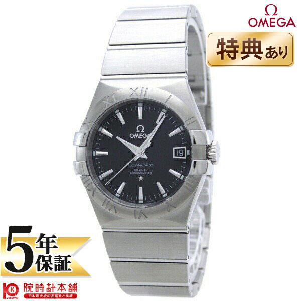 【ショッピングローン24回金利0%】オメガ コンステレーション OMEGA クロノメーター 123.10.35.20.01.001 [海外輸入品] メンズ 腕時計 時計【あす楽】