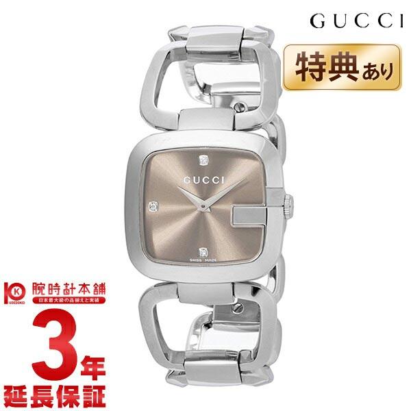 【24回金利0%】【最安値挑戦中】グッチ 腕時計 GUCCI Gコレクション YA125503 [海外輸入品] レディース 腕時計 時計【あす楽】