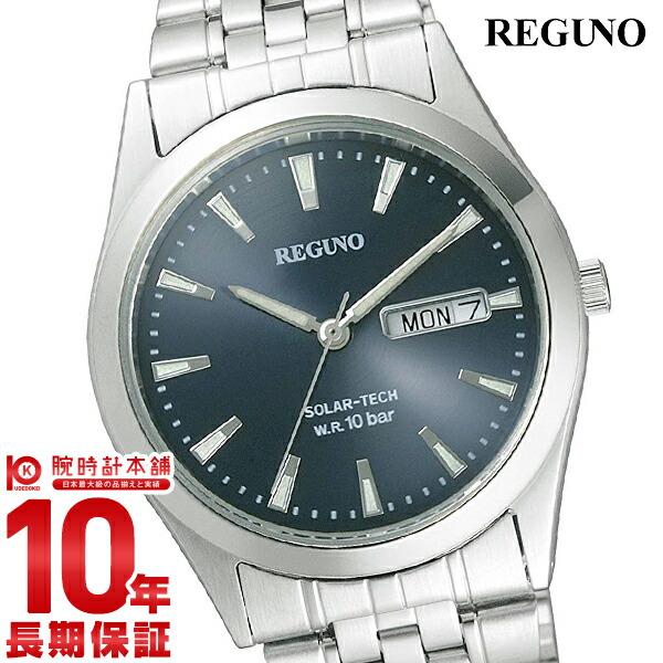 【店内最大37倍!28日23:59まで】シチズン レグノ REGUNO ソーラー RS25-0052B [正規品] メンズ 腕時計 時計