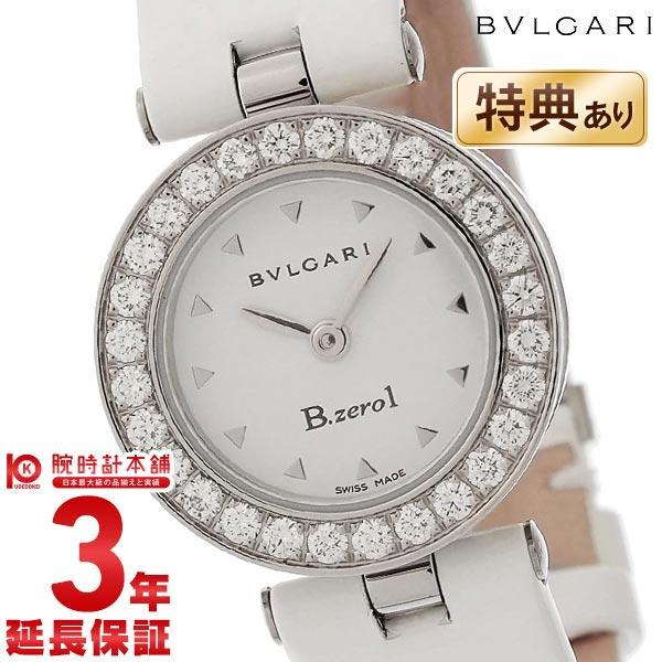 【ショッピングローン24回金利0%】ブルガリ ビーゼロワン BVLGARI バングルウォッチ Mサイズ ホワイト BZ22WSDL M [海外輸入品] レディース 腕時計 時計