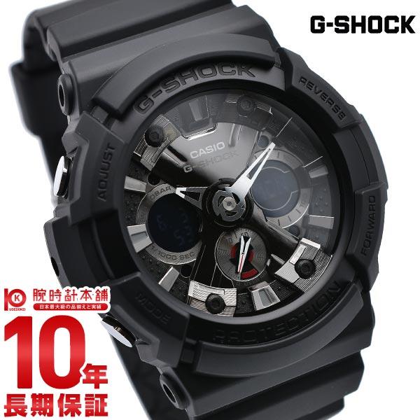 【店内ポイント最大43倍&最大2000円OFFクーポン!9日20時から】カシオ Gショック G-SHOCK GA-201-1AJF [正規品] メンズ 腕時計 時計