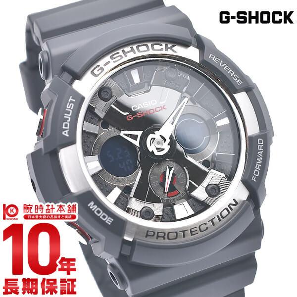 カシオ Gショック G-SHOCK GA-200-1AJF [正規品] メンズ 腕時計 時計(予約受付中)