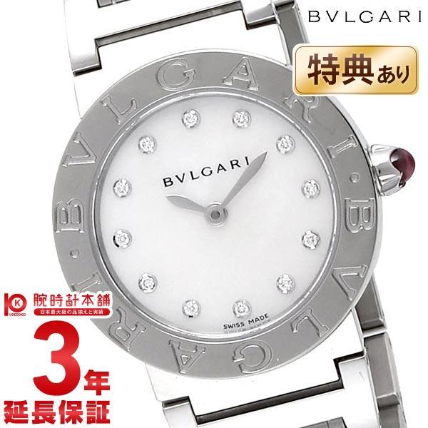【ショッピングローン24回金利0%】ブルガリブルガリ BVLGARI BBL26WSS/12 [海外輸入品] レディース 腕時計 時計