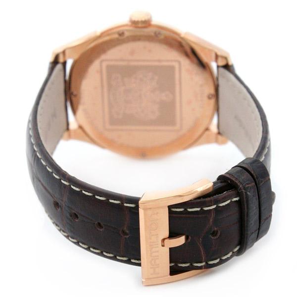【ショッピングローン24回金利0%】ハミルトン ジャズマスター 腕時計 HAMILTON シンライン H38441583 [海外輸入品] メンズ 時計