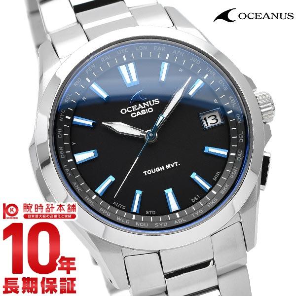 最大1200円割引クーポン対象店 カシオ オシアナス OCEANUS オシアナス OCW-S100-1AJF [正規品] メンズ 腕時計 時計【24回金利0%】