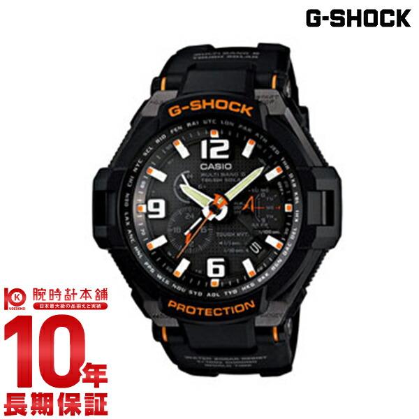 カシオ Gショック G-SHOCK グラビティマスター 世界6局対応 パイロット ソーラー電波 GW-4000-1AJF [正規品] メンズ 腕時計 時計【24回金利0%】