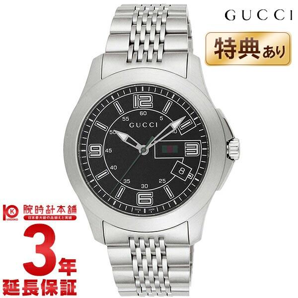 【店内最大37倍!28日23:59まで】【ショッピングローン24回金利0%】グッチ GUCCI Gタイムレス YA126201 [海外輸入品] メンズ 腕時計 時計