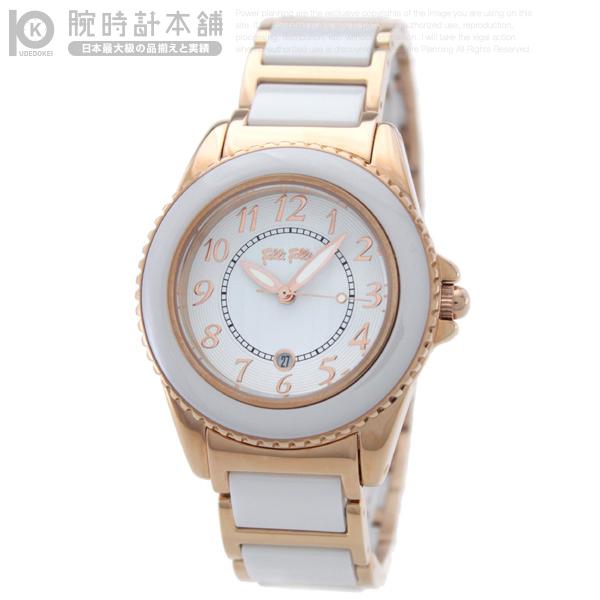 フォリフォリ FolliFollie 替えベゼル付 WF1R001BDW [海外輸入品] レディース 腕時計 時計