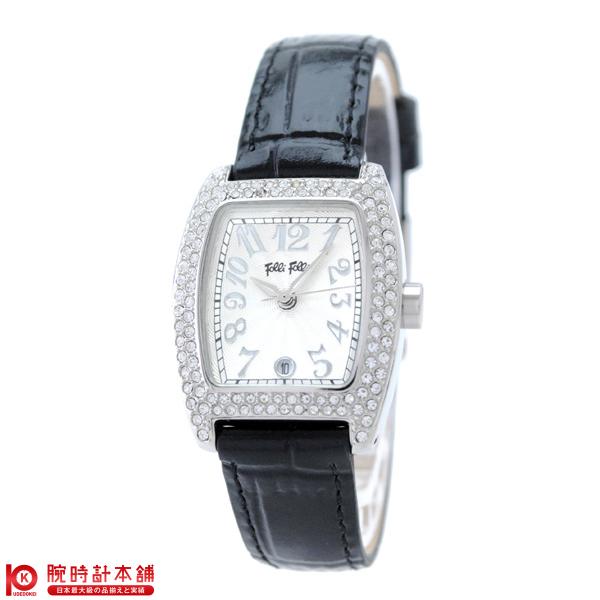 【店内最大37倍!28日23:59まで】フォリフォリ FolliFollie ストーン S922ZI SLV/BLK [海外輸入品] レディース 腕時計 時計