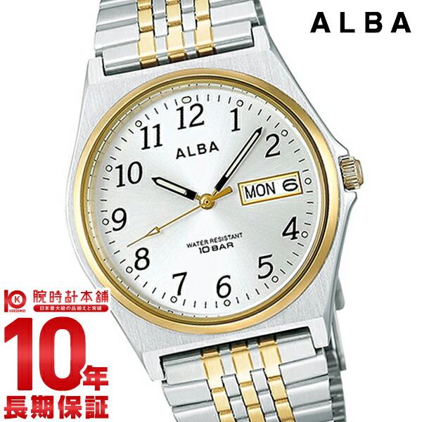 セイコー アルバ ALBA 10気圧防水 AIGT002 [正規品] メンズ 腕時計 時計(予約受付中)