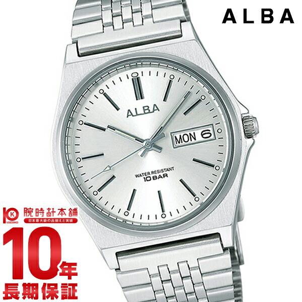 【店内最大37倍!28日23:59まで】セイコー アルバ ALBA 10気圧防水 AIGT003 [正規品] メンズ 腕時計 時計(予約受付中)