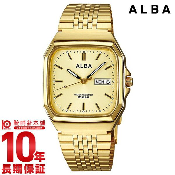 【店内最大37倍!28日23:59まで】セイコー アルバ ALBA 10気圧防水 AIGT012 [正規品] メンズ 腕時計 時計(予約受付中)