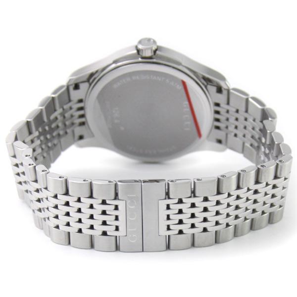古驰GUCCI G-时间没有的媒介版本YA126405[海外进口商品]人手表钟表