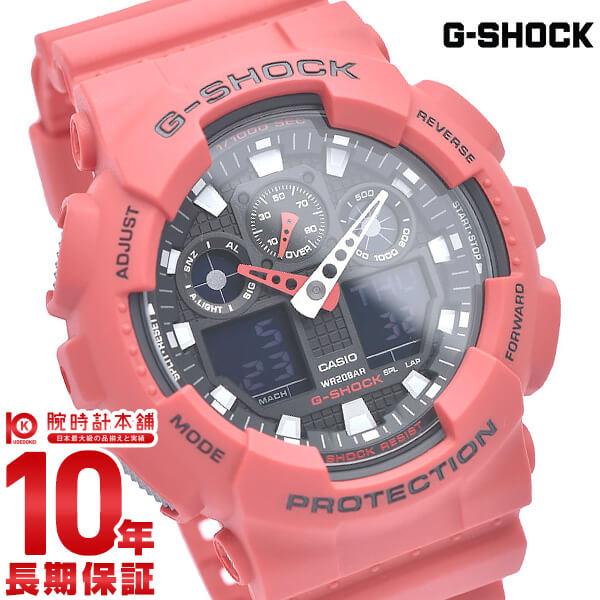 カシオ Gショック G-SHOCK GA-100B-4AJF [正規品] メンズ 腕時計 時計(予約受付中)