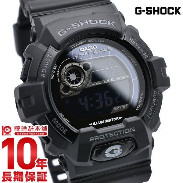 カシオ Gショック G-SHOCK タフソーラー 電波時計 MULTIBAND 6 GW-8900A-1JF [正規品] メンズ 腕時計 時計(予約受付中)