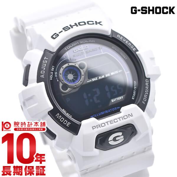カシオ Gショック G-SHOCK タフソーラー 電波時計 MULTIBAND 6 GW-8900A-7JF [正規品] メンズ 腕時計 時計(予約受付中)