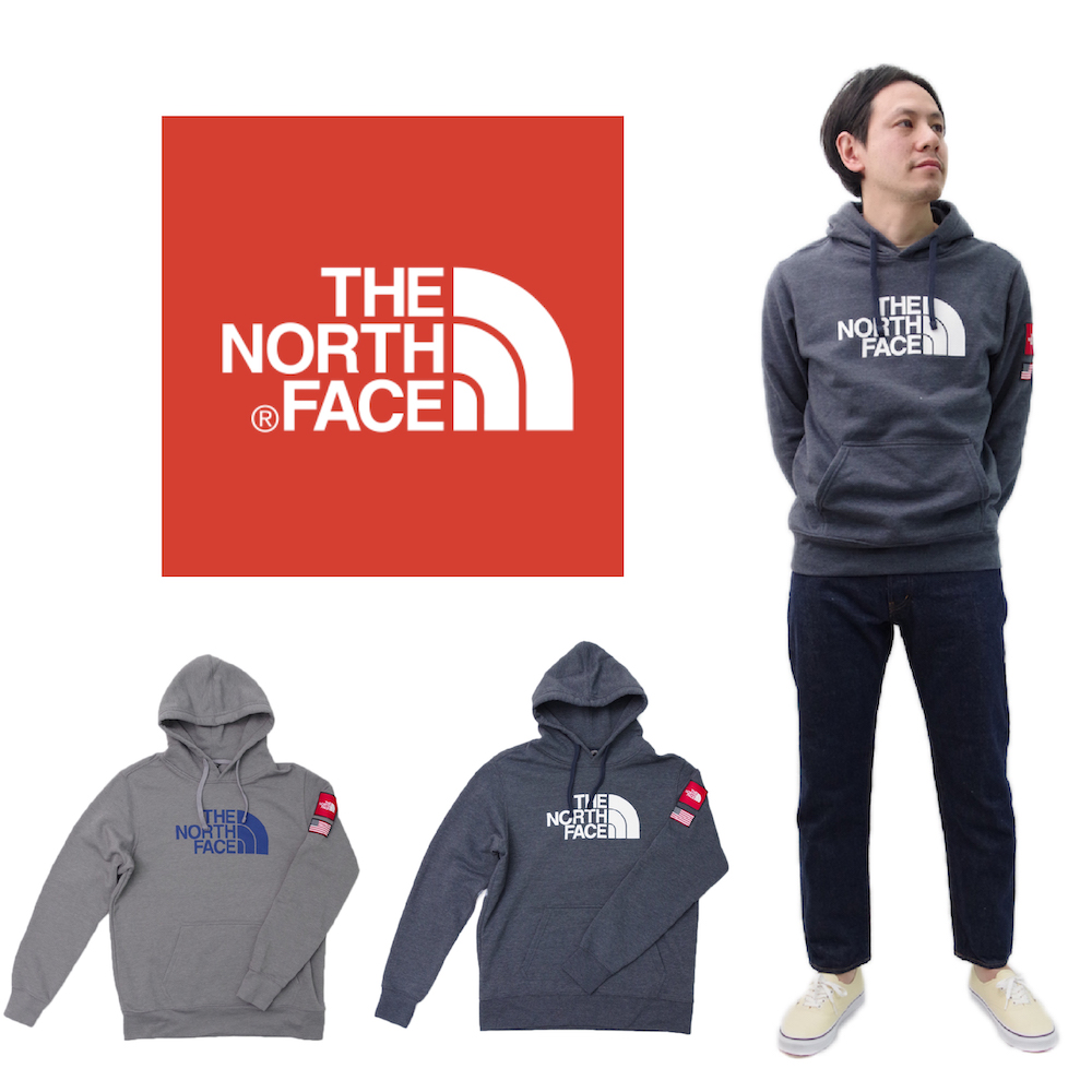 NORTH FACE 至上 ノースフェイス 高級品 スウェット スウェットSWEAT アメリカーナP Hoodie メンズ O グレー ネイビー