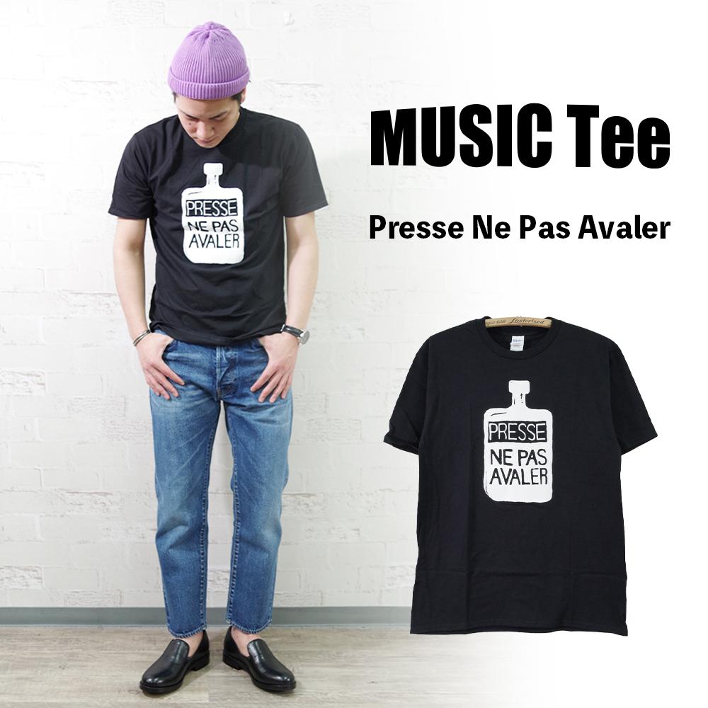ミュージックティー トム ヨーク レディオヘッド MUSIC Tee Presse Ne worn Radiohead Pas As Yorke 日本正規代理店品 by Thom Avaler 休み