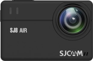 SJCAM Japan【SJ8 AIR】日本正規代理店 1296P 30FPS アクションカメラ 防水30M対応 スキューバー ダイビング ウェアラブルカメラ ジャイロシステム搭載 驚異の手ぶれ補正