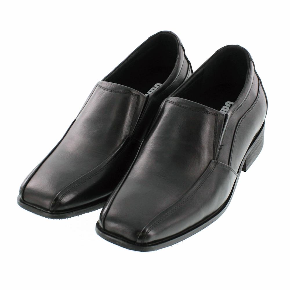 本革 ブラック 革靴 スリッポン ビジネスシューズ タキシード SEAL限定商品 成人式 トールシューズ 結婚式 7cmUP +7cmUP シークレットブーツ 黒 ビジネスタイプ スリッポンタイプ 7cm背が高くなる 7_biz_014 18%OFF シークレット メンズ シークレットシューズ 靴