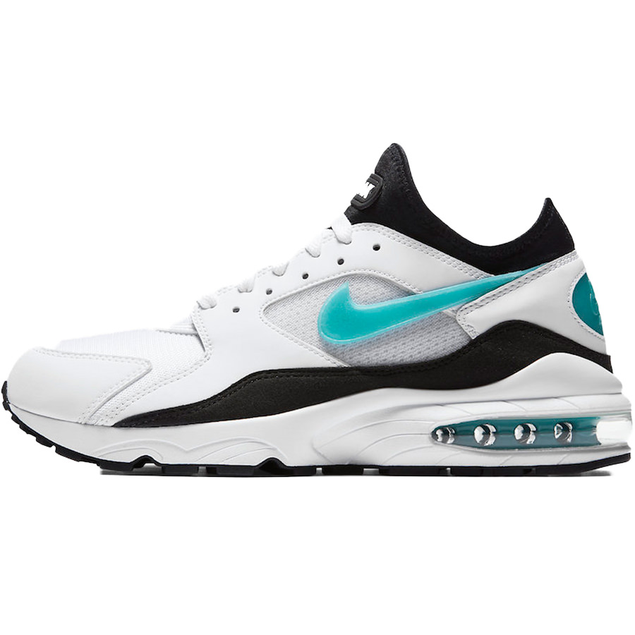 Nike Air Max ´93 | Wit | Sneakers | 306551 107 | Caliroots