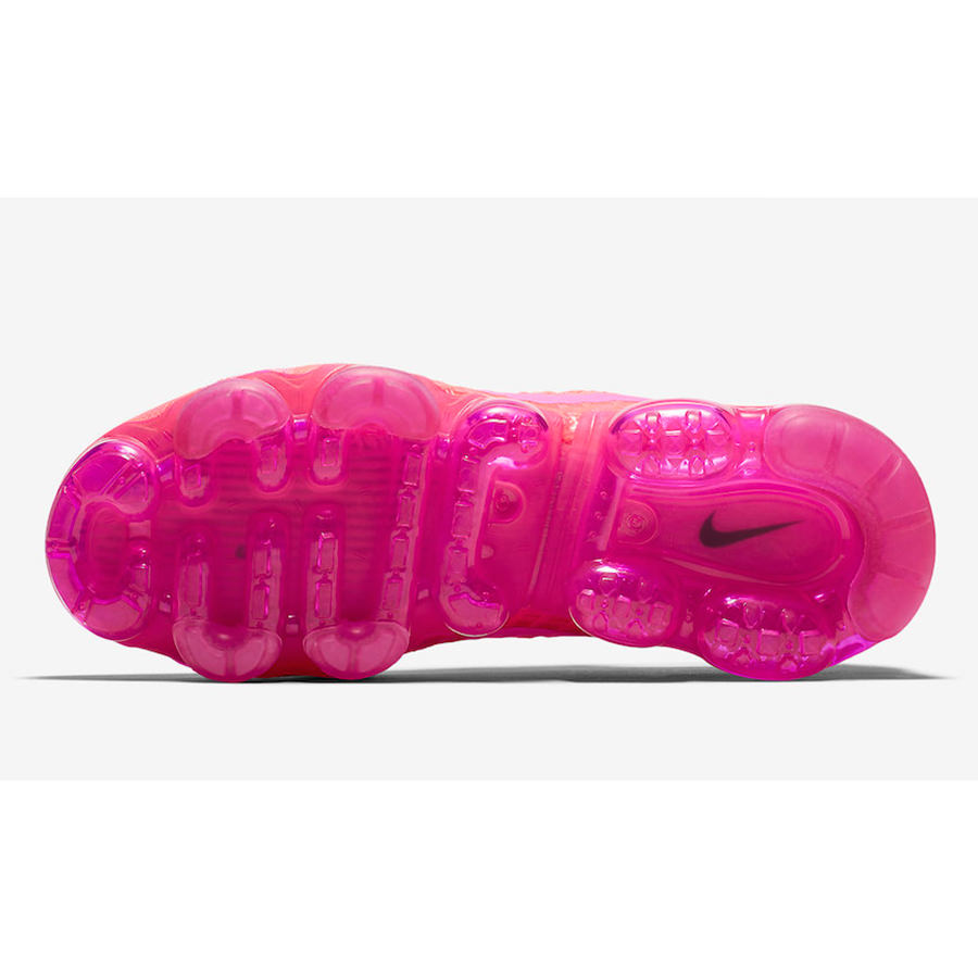 new style af34c 2e50d NIKE Nike AIR VAPORMAX FLYKNIT WMNS air vapor max fried food knit Ui men  model Lady's men sneakers Hyper Punch/Pink Blast/Hot Punch hyper punch /  pink ...