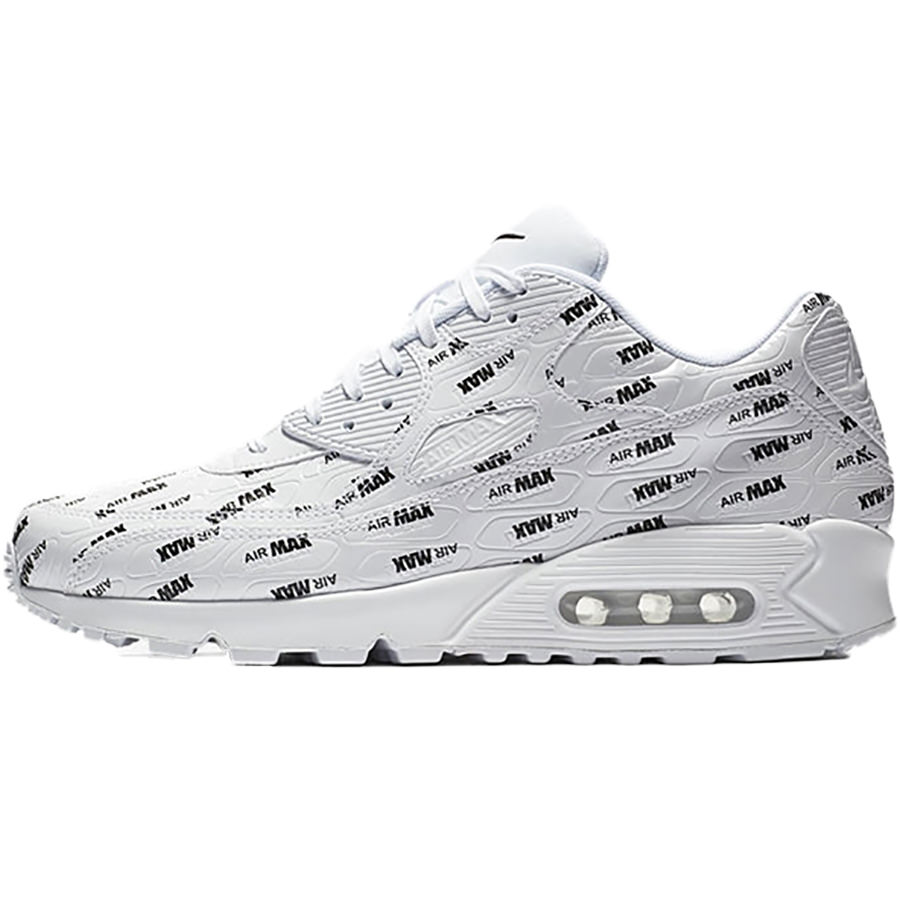 Nike Air Max 90 Premium White Black | 700155 103