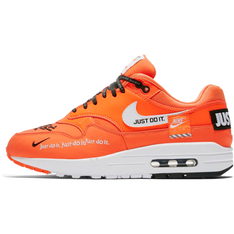 énorme réduction 529a8 e9534 NIKE Nike WMNS AIR MAX 1 LUX' JUST DO IT PACK' Ui men model Air Max one
