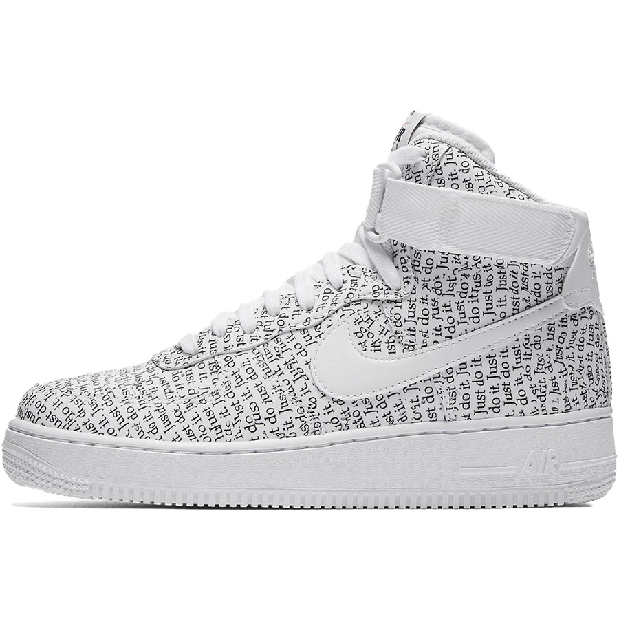NIKE ナイキ WMNS AIR FORCE 1 HIGH LX 'JUST DO IT PACK' ウイメンズモデル エアフォースワン ハイ