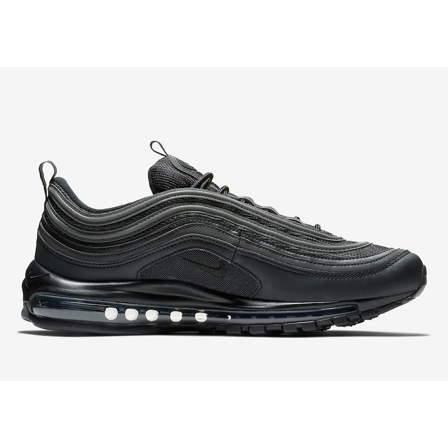 Undefeated Nike Air Max 97 Release Date Black and White