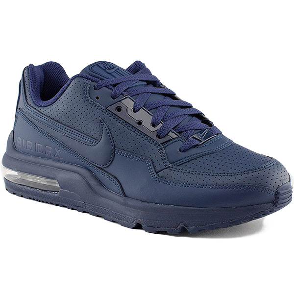 NIKE Nike AIR MAX LTD 3 Air Max limited 3 men's sneakers MIDNIGHT NAVY 687,977 444 overseas limited Japanese non arrival foreign countries order