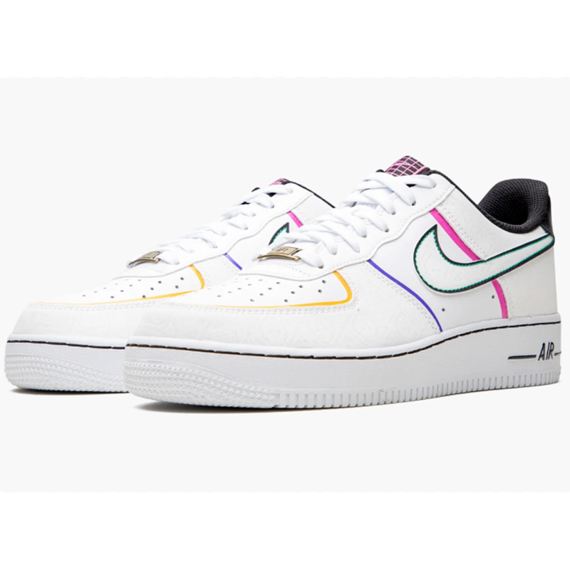 Nike Air Force 1 Low Day Of The Dead CT1138 100 in 2020